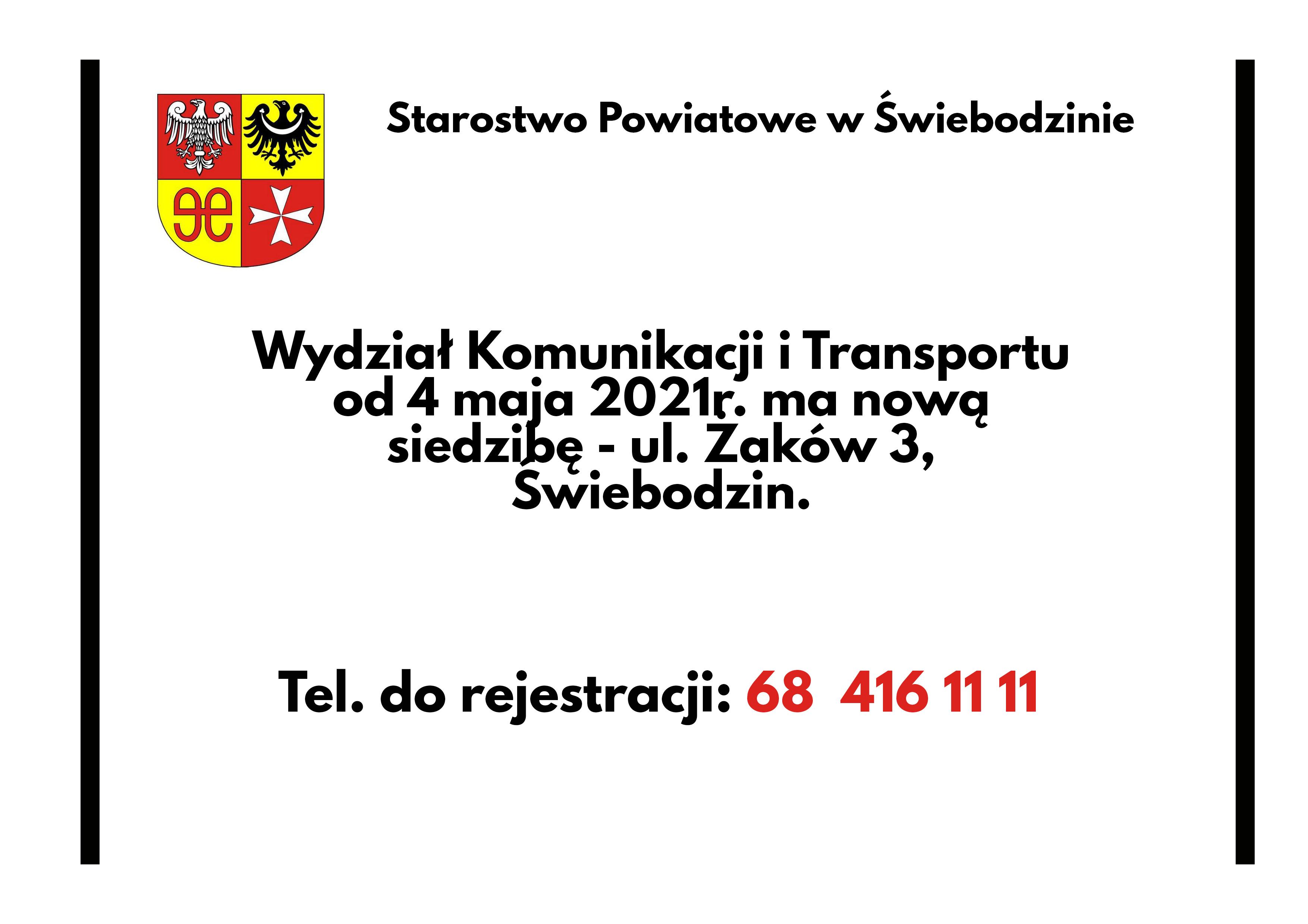 Ilustracja do informacji: Wydział Komunikacji i Transportu pod nowym adresem