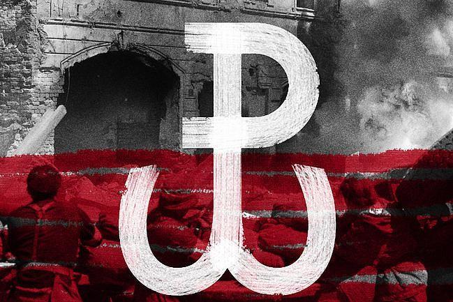 Ilustracja do informacji: 77. rocznica wybuchu Powstania Warszawskiego